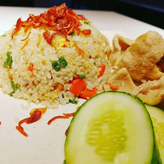 Resipi Nasi Goreng Cina Yang Mudah dan Sedap