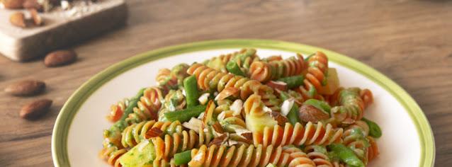 Come condire la pasta di legumi?