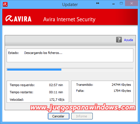 Avira Internet Security v14.0.4.642 Full PC ESPAÑOL 14