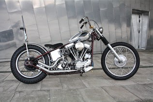 JAMESVILLE '49 FLH PANHEAD VERSION I