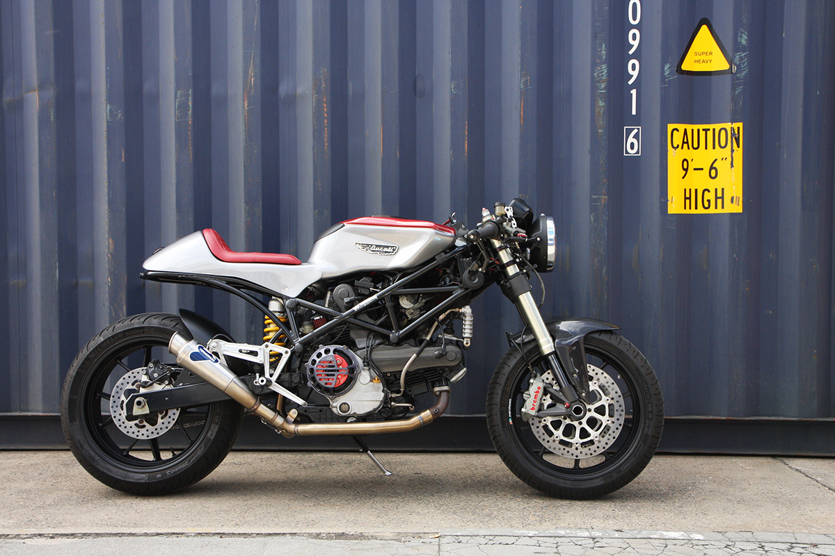 Ducati Rolling Chassis For Sale