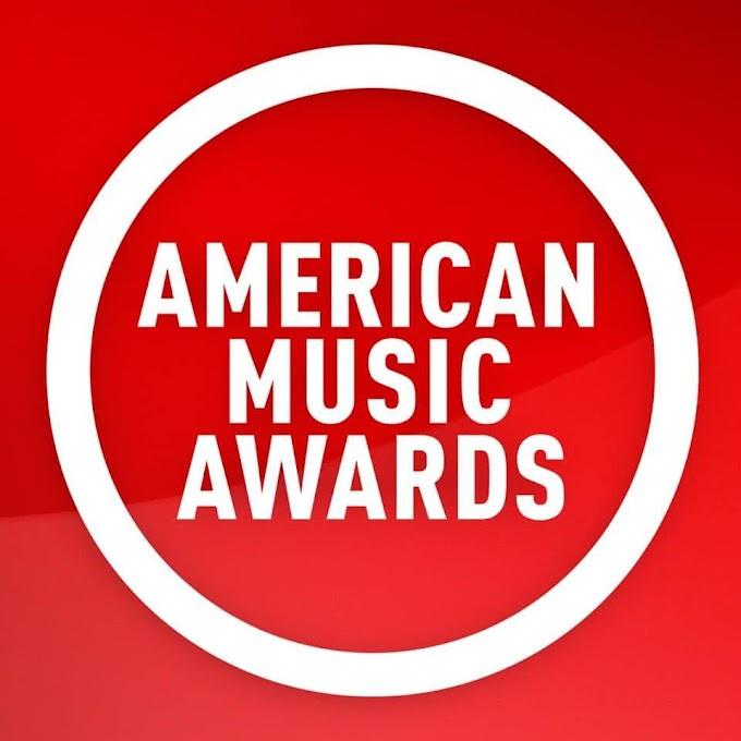 LISTA COMPLETA DE GANADORES A LOS AMERICAN MUSICA AWARDS 2020