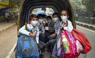 pollution-vast-in-delhi-construction-work-and-all-schools-closed-till-november-5
