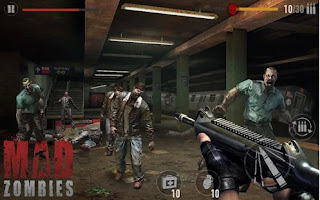 Mad Zombies Mod Apk Offline Unlimited Money for Android