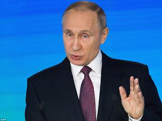Noile rachete nucleare ale Rusiei de neoprit!