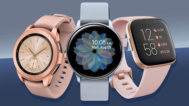 أرخص وأفضل  5 ساعات رياضية ذكية smart watch  يمكن شراءها في 2020