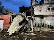 O que acontecerá com o castelo de Pedreiras?