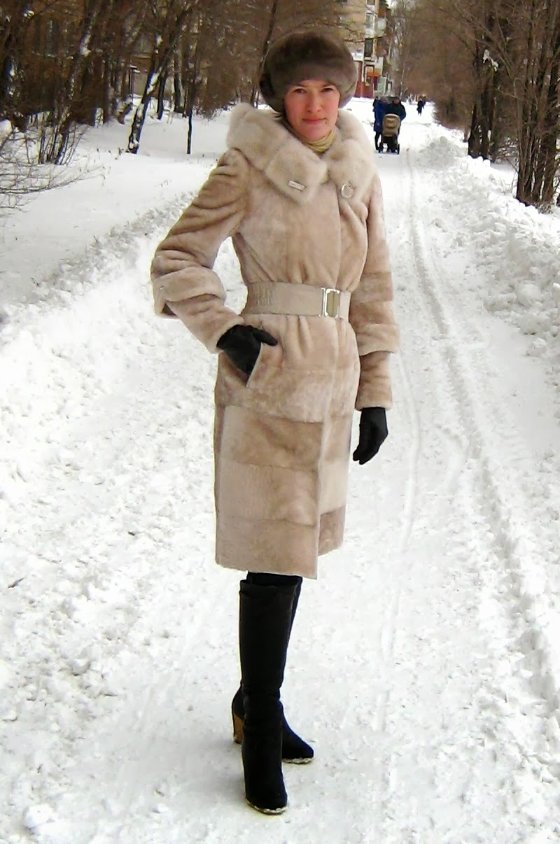 Анастасия Ковтонюк: бутик Текстильери: Как я купила шубу ...