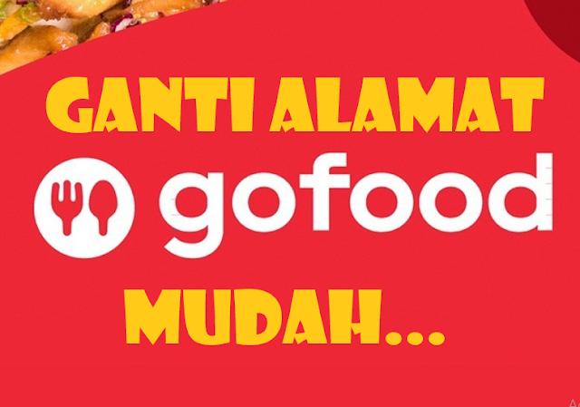 Cara Mengubah atau Ganti Alamat Outlet Resto Gobiz Gofood Partner