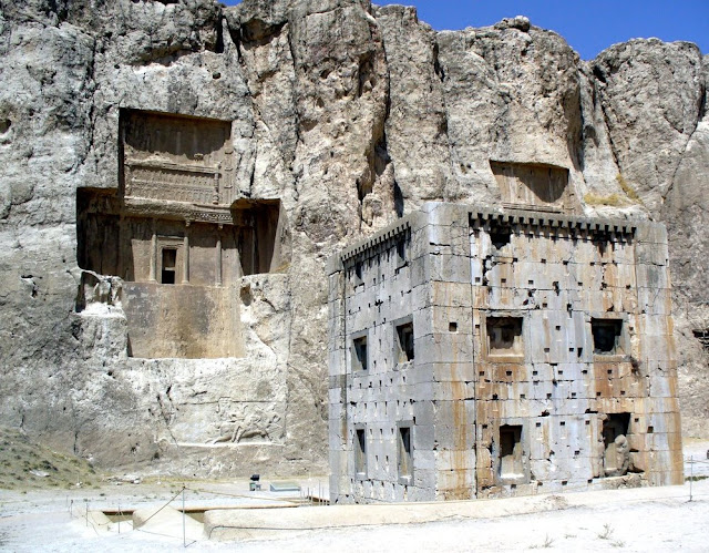'Cube of Zoroaster' unfazed by subsidence, new research finds