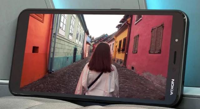 هاتف جديد من شركة نوكيا Nokia C3 في سمتبر القادم
