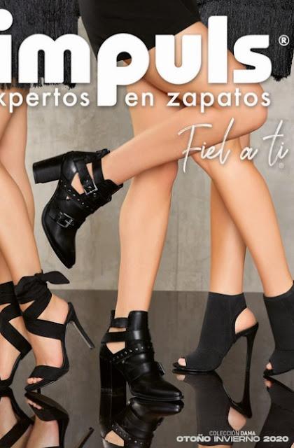 Zapatos impuls 2020 calzados para damas OI : Mexico