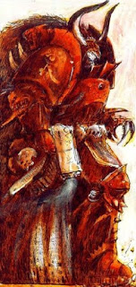 John Blanche - Red Corsair