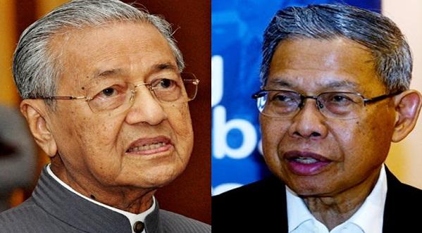 Tok Pa Keluar UMNO, Tapi Mahathir Cakap Dah Terlambat...