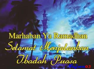 gambar selamat datang bulan ramadhan