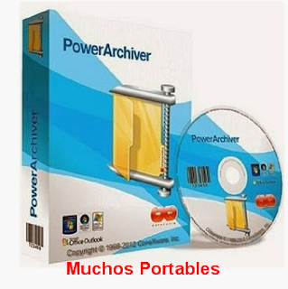 PowerArchiver 2015 Pro Portable