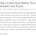 É assim que o ácido linoleico o torna gordo, resistente à leptina e entorpecido.