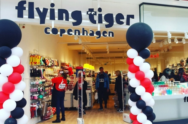 أفضل مراكز التسوق في كوبنهاجن