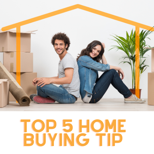 Five tips for first time home buyers