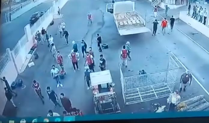 Προσπάθησαν να βιάσουν την κοπέλα στο εργοστάσιο στο Τυμπάκι καταγγέλουν οι εργαζόμενοι
