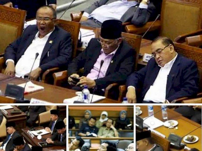 Alhamdulillah Makmur! Selain Gaji-Tunjangan, Anggota DPR Juga Dapat Uang Pensiun Seumur Hidup