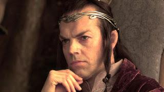 Elrond (Hugo Weaving)