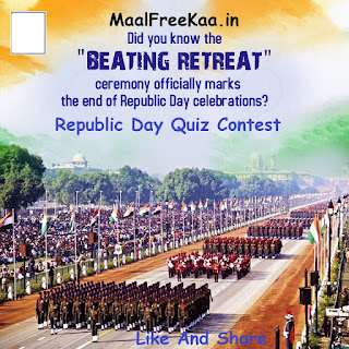 Happy Republic Day Quiz Contest