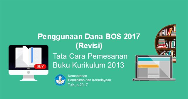 Petunjuk Penggunaan Dana BOS tahun 2017