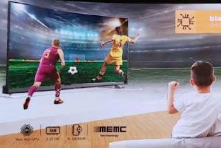 Motorola Luncurkan Smart TV Android