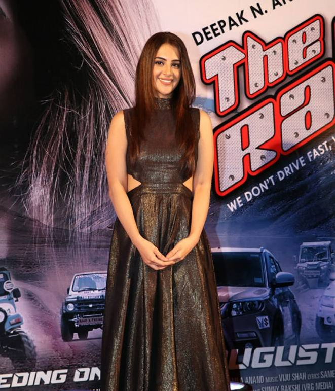 Suneil Shetty At Trailer Launch Of Film The Rally