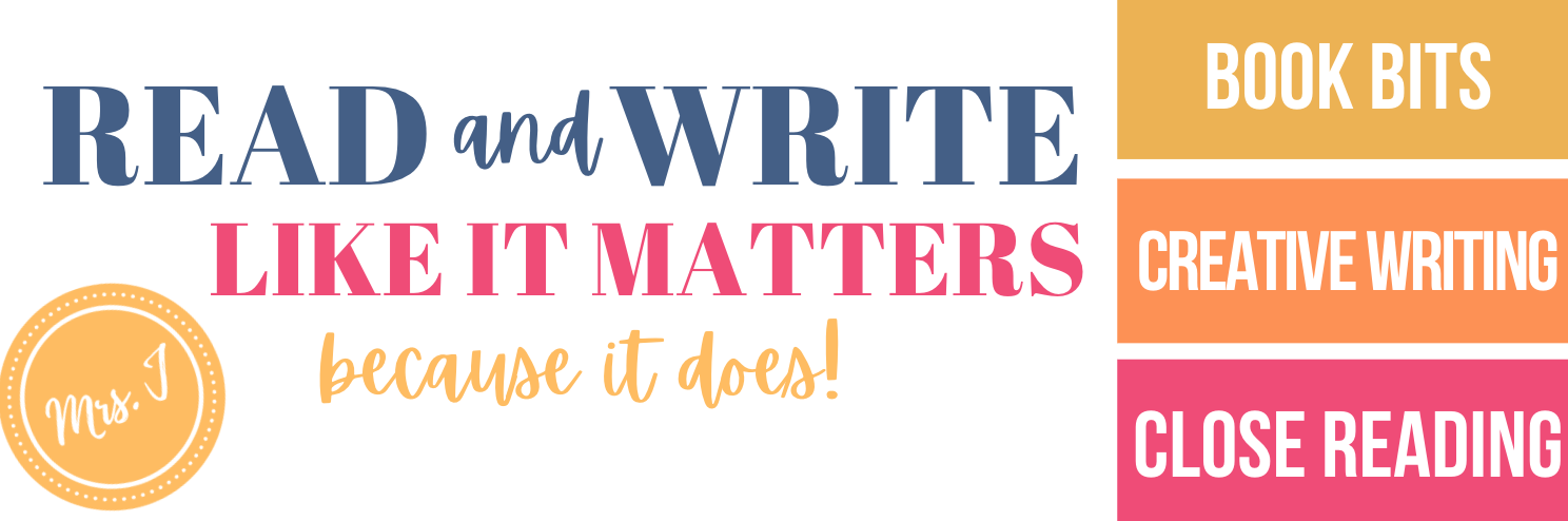 Read and Write Like It Matters