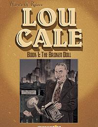 Lou Cale Comic
