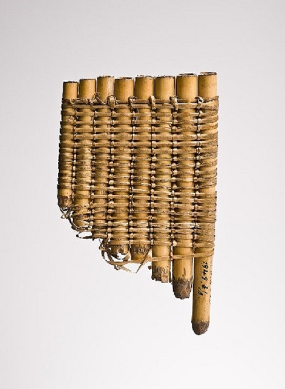 Atadura de flauta de Pan africana