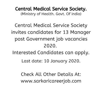 Latest Government job vacancies.
