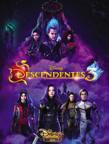 Descendants 3 (2019) Dual Audio [Hindi-English] 720p HDRip ESubs Download