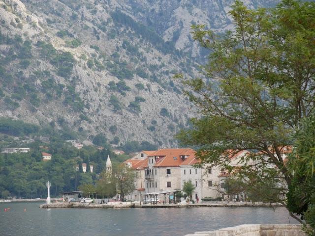 Kokemuksia Montenegrosta Perast