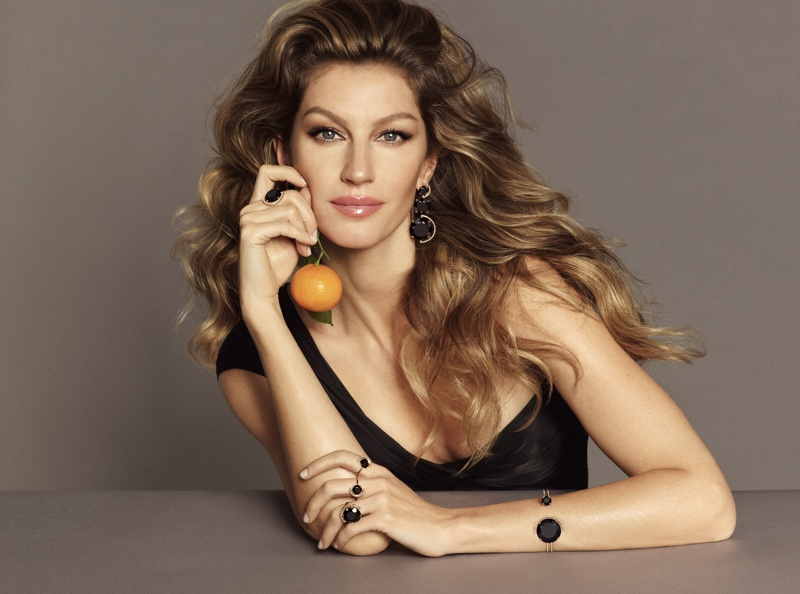 Gisele Bundchen for Vivara 2019 Jewelry Collection