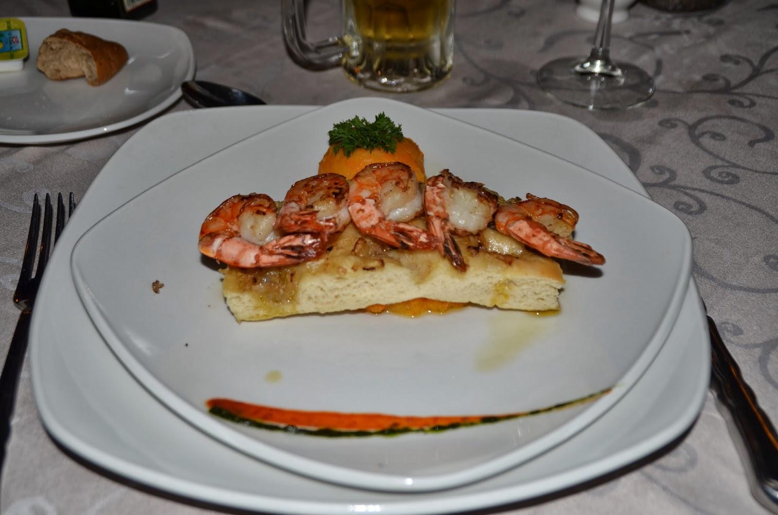 Restaurante de comida Espanhola.