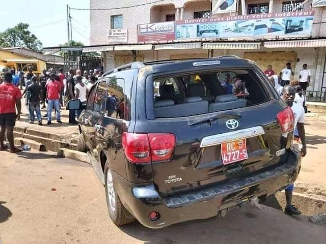 Guinée/attaque du véhicule de Sidya Touré: un proche du président de l'UFR accuse les forces de l'ordre