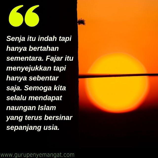 Quotes Syukur di Tahun Baru Islam 1443 H
