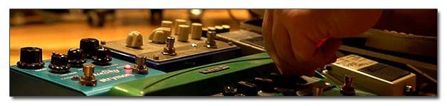 Pedales para Guitarra Básicos