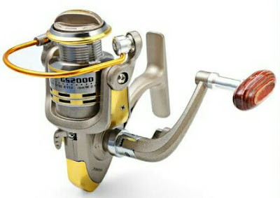 Reel Pancing Laut Yumoshi GS7000
