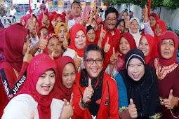 Barisan Perempuan Pendukung Sumut Siap Menangkan Jokowi-Ma'ruf Amin