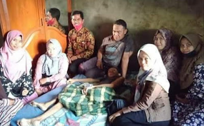 Penderita Retak Tulang Asal Dena Butuh Bantuan untuk Berobat Lanjut ke Mataram