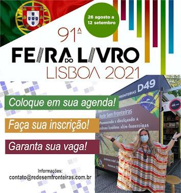 FEIRA DO LIVRO DE LISBOA 2021