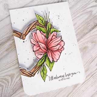 Graciellie Design - Love & Friends digital stamp