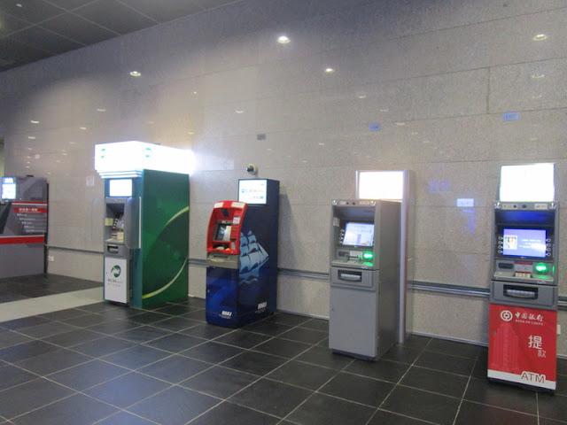 マカオ ATM