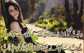 Bewafa 2 line Urdu Shayari For Lover