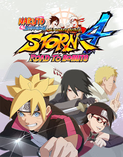 Jogo Naruto Shippuden: Ultimate Ninja Storm 4 Road to Boruto [PS4]