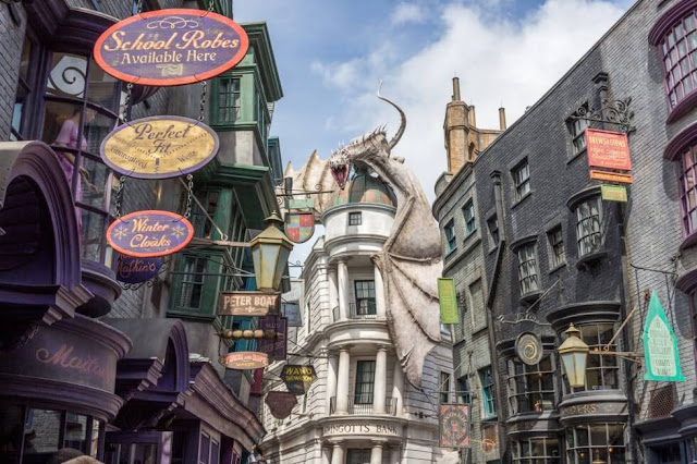 Ingressos do Parque Universal Studios Orlando - Harry Potter